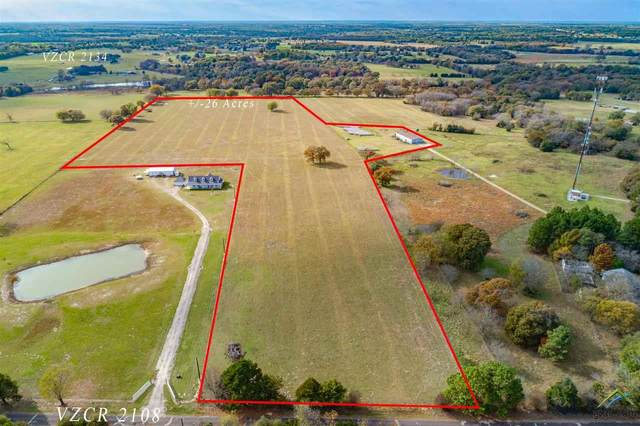 000 Vz County Road 2108, Canton, TX 75103 (MLS #10128625) :: Griffin Real Estate Group