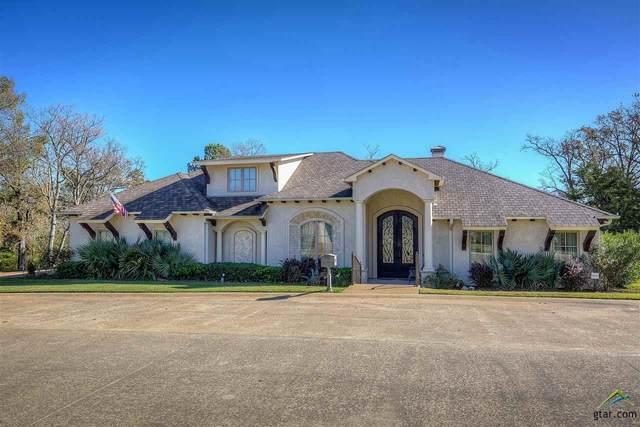 7007 Ridge Place Cir, Tyler, TX 75703 (MLS #10128725) :: Griffin Real Estate Group