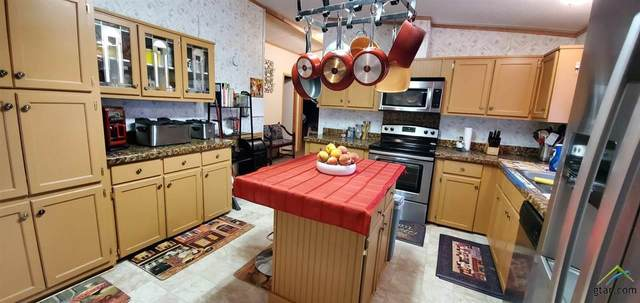 1711 Vz County Road 4605, Ben Wheeler, TX 75754 (MLS #10128921) :: Griffin Real Estate Group