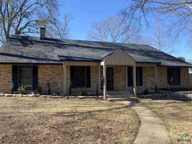6017 Wilderness Dr., Tyler, TX 75703 (MLS #10130226) :: Griffin Real Estate Group