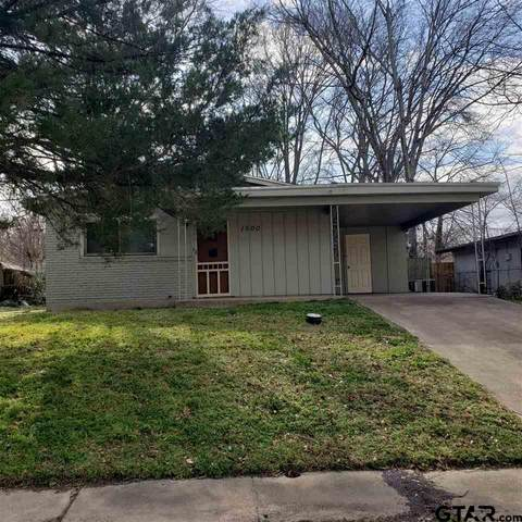1500 Manorway St, Tyler, TX 75702 (MLS #10130571) :: RE/MAX Professionals - The Burks Team