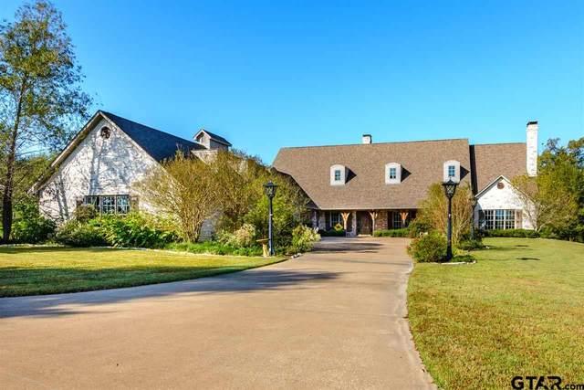 6607 N Fm 450, Hallsville, TX 75650 (MLS #10130732) :: Griffin Real Estate Group