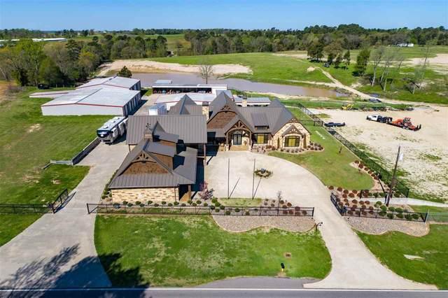 4555 N Farm To Market 2869, Winnsboro, TX 75494 (MLS #10131921) :: RE/MAX Professionals - The Burks Team