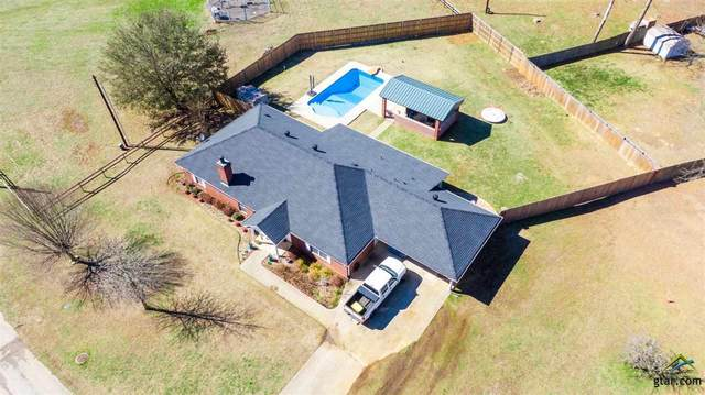 23 Woodhaven St., Longview, TX 75604 (MLS #10131948) :: The Wampler Wolf Team