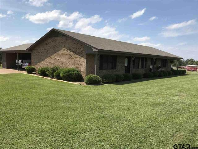 2596 Bobolink, Gilmer, TX 75645 (MLS #10132477) :: Griffin Real Estate Group