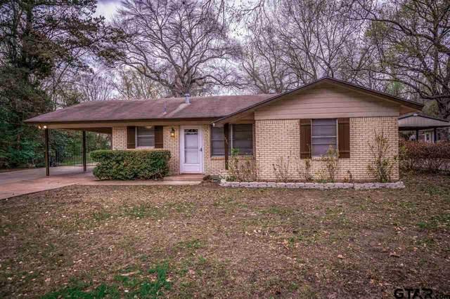 1537 Woodland Hills Dr, Tyler, TX 75701 (MLS #10132547) :: RE/MAX Professionals - The Burks Team