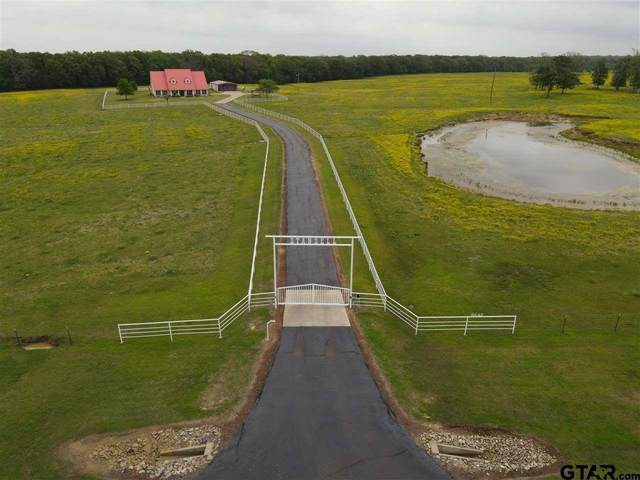 8504 Hwy 271 North, Mt Pleasant, TX 75455 (MLS #10132877) :: Griffin Real Estate Group