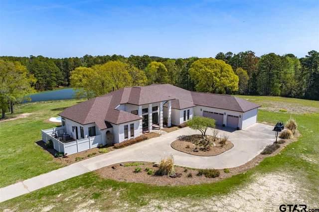 1098 Cr 3990, Winnsboro, TX 75494 (MLS #10133159) :: Griffin Real Estate Group
