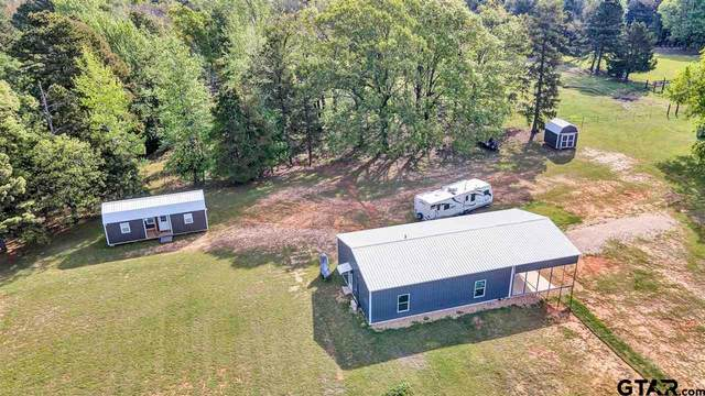 8090 Aster Rd, Gilmer, TX 75644 (MLS #10133490) :: The Edwards Team Realtors