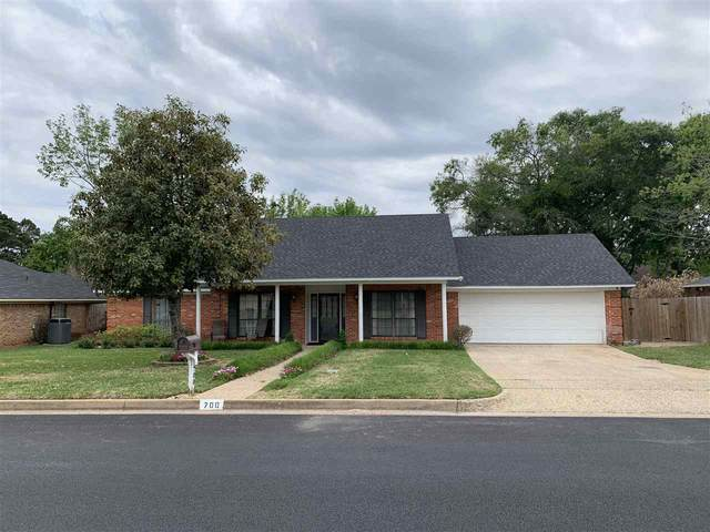700 W Rieck, Tyler, TX 75703 (MLS #10133828) :: Wood Real Estate Group