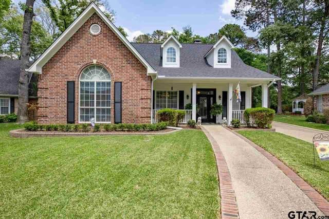 3734 Long Leaf Drive, Tyler, TX 75703 (MLS #10134035) :: Wood Real Estate Group