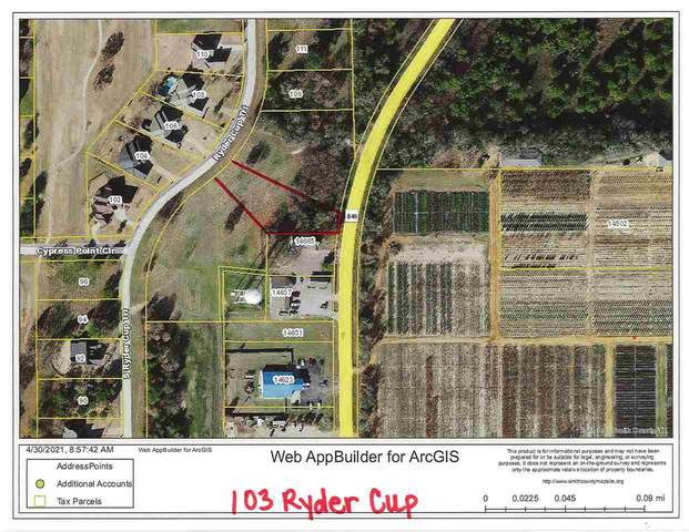 103 Ryder Cup Trail, Hideaway, TX 75771 (MLS #10134092) :: The Edwards Team