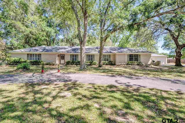 1420 Jeff Davis Dr, Tyler, TX 75703 (MLS #10134285) :: Griffin Real Estate Group