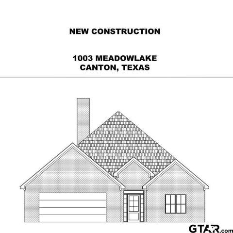 1003 Meadowlake, Canton, TX 75103 (MLS #10135413) :: Griffin Real Estate Group