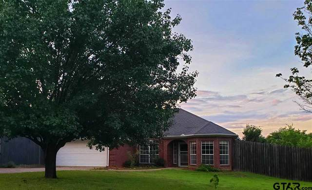 16619 County Road 196, Tyler, TX 75703 (MLS #10135448) :: RE/MAX Professionals - The Burks Team