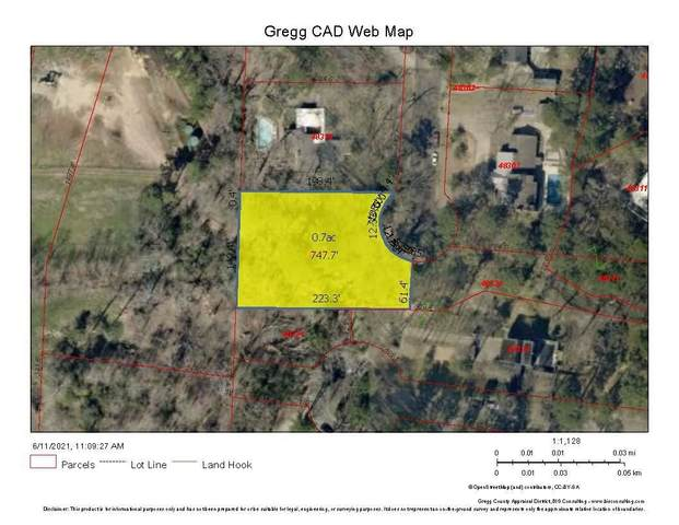 Lot 5 Clarendon St., Longview, TX 75601 (MLS #10136160) :: Realty ONE Group Rose