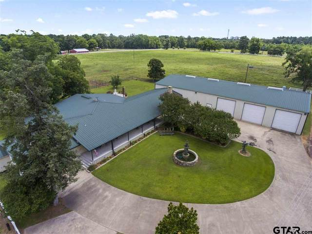 7407 Fm 2348, Pittsburg, TX 75686 (MLS #10136382) :: Griffin Real Estate Group