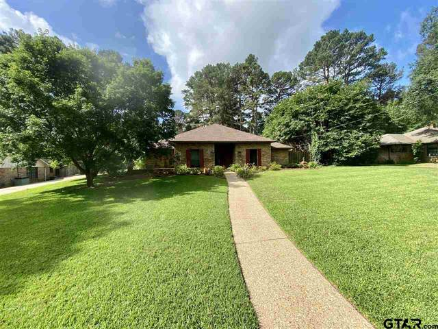 1347 Old Hickory Rd, Tyler, TX 75703 (MLS #10136556) :: RE/MAX Professionals - The Burks Team