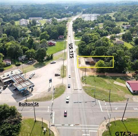 200 Frankston (HWY 175), Jacksonville, TX 75766 (MLS #10136578) :: Griffin Real Estate Group