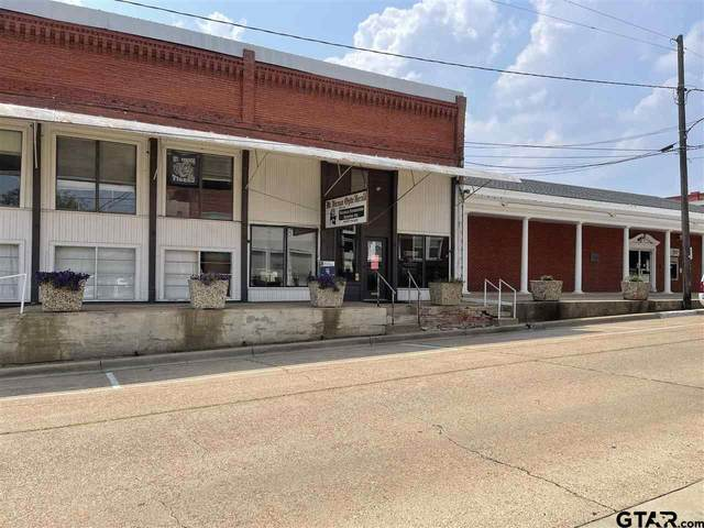 108 S Kaufman, Mt Vernon, TX 75457 (MLS #10137558) :: RE/MAX Professionals - The Burks Team