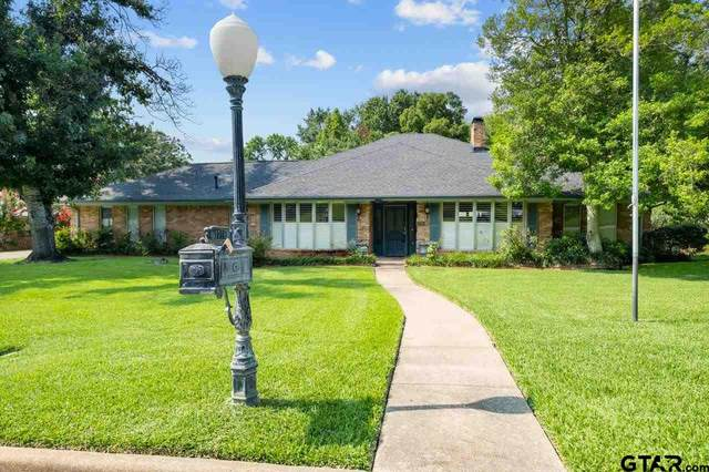1718 Chipco Dr., Tyler, TX 75703 (MLS #10137631) :: RE/MAX Professionals - The Burks Team