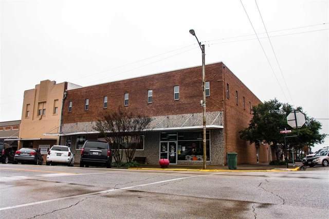 201 & 205 E Commerce, Jacksonville, TX 75766 (MLS #10137694) :: Griffin Real Estate Group