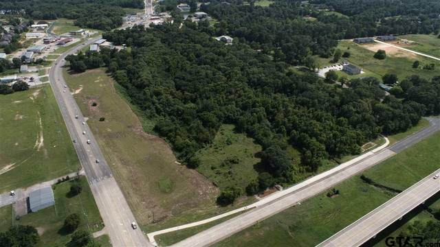 Lot 2 Fm 2493, Tyler, TX 75703 (MLS #10137731) :: Realty ONE Group Rose