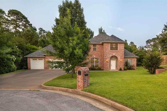 14325 Cedarwood Cir, Tyler, TX 75703 (MLS #10137823) :: Griffin Real Estate Group