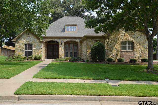 2017 Holly Leaf Dr., Tyler, TX 75703 (MLS #10138513) :: RE/MAX Professionals - The Burks Team