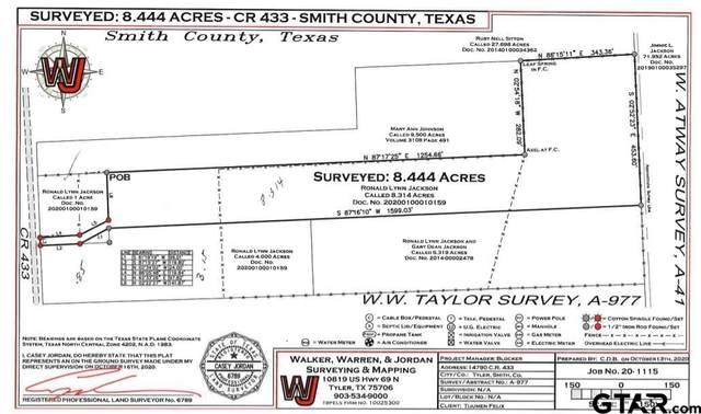 14790 C R 433, Tyler, TX 75706 (MLS #10139145) :: RE/MAX Professionals - The Burks Team