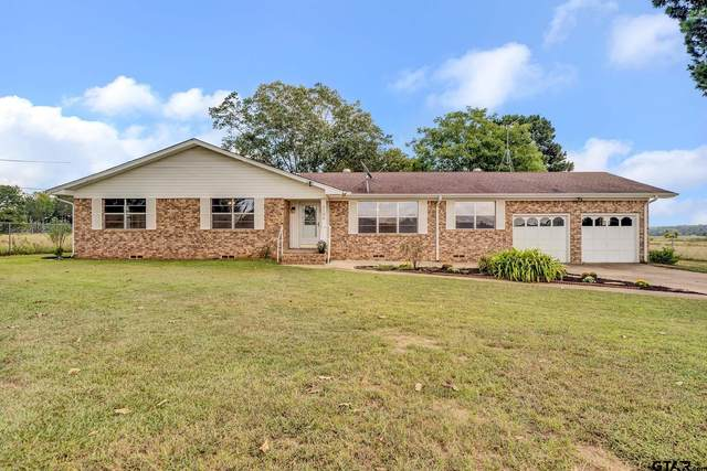 4106 Cr 1508, Jacksonville, TX 75766 (MLS #10139262) :: Griffin Real Estate Group