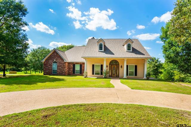 3775 County Road 2729, Naples, TX 75568 (MLS #10139389) :: The Edwards Team