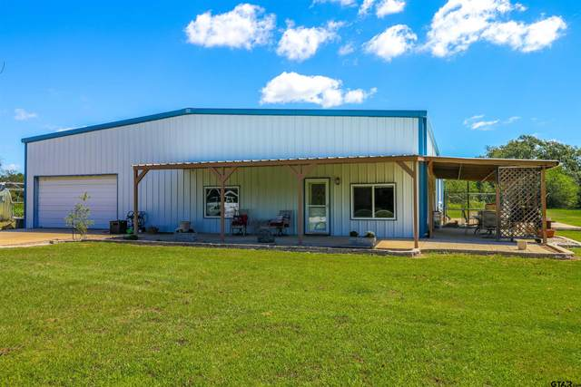 757 County Road 1334, Pittsburg, TX 75686 (MLS #10139672) :: The Edwards Team