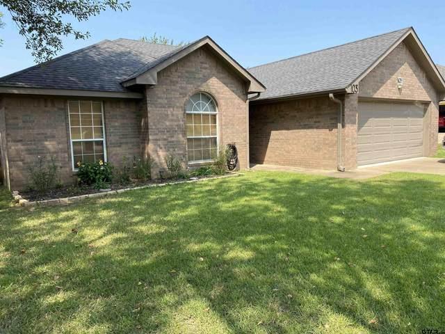 103 Oak St., Bullard, TX 75757 (MLS #10139952) :: RE/MAX Professionals - The Burks Team