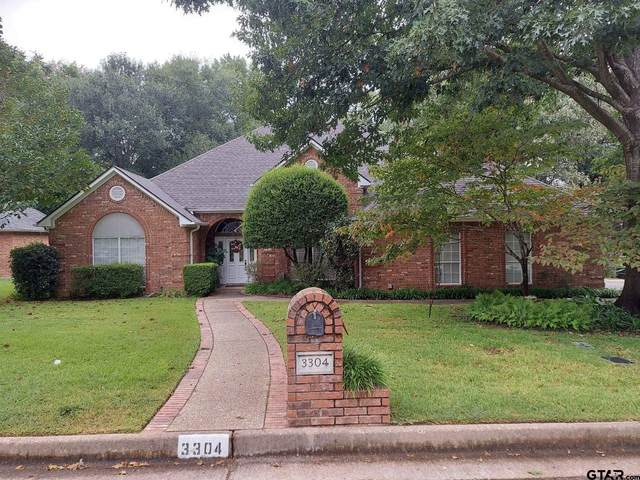 3304 Pinecreek Drive, Tyler, TX 75707 (MLS #10140373) :: RE/MAX Professionals - The Burks Team