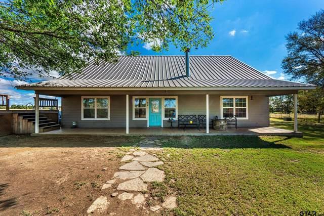 350 Farm Road 3236, Sulphur Springs, TX 75482 (MLS #10141568) :: The Edwards Team