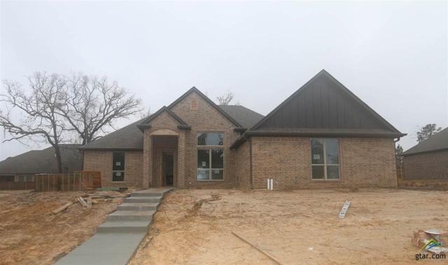 4183 Chapel Ridge, Tyler, TX 75707 (MLS #10089704) :: RE/MAX Professionals - The Burks Team