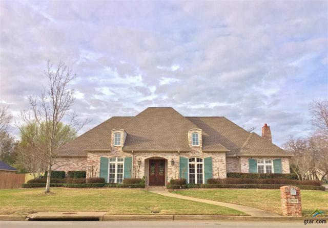 1403 Cold Water Dr, Tyler, TX 75703 (MLS #10091331) :: RE/MAX Professionals - The Burks Team