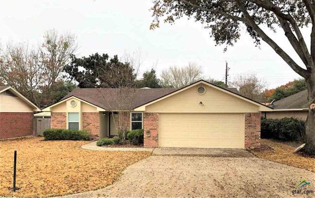1110 Meadow Dr., Athens, TX 75751 (MLS #10115327) :: The Wampler Wolf Team
