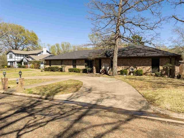 2103 S Williams Ave, Mt Pleasant, TX 75455 (MLS #10130726) :: RE/MAX Professionals - The Burks Team