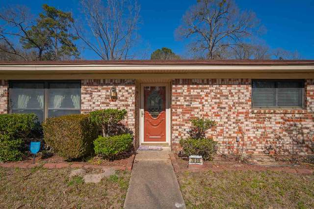 7809 Brookhollow Dr., Tyler, TX 75707 (MLS #10131085) :: The Edwards Team Realtors