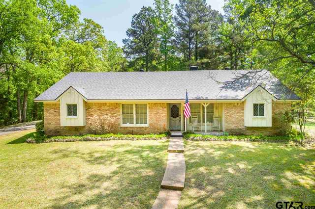 1006 E Lake Dr., Gladewater, TX 75647 (MLS #10132847) :: The Wampler Wolf Team