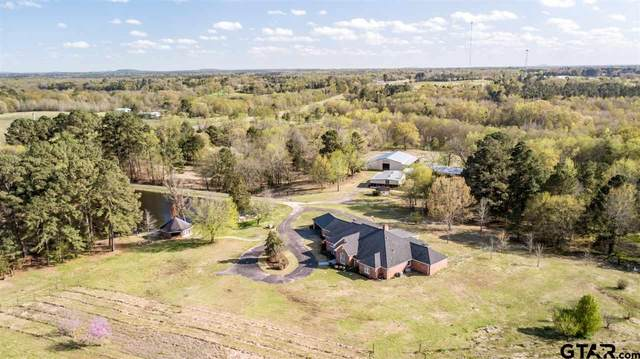 3165 S Us Highway 271, Pittsburg, TX 75686 (MLS #10132984) :: Griffin Real Estate Group