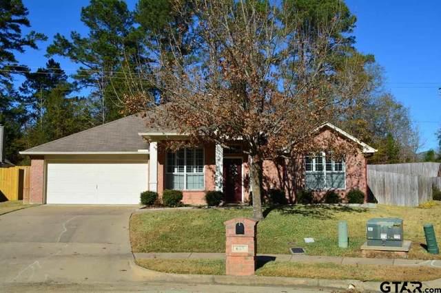 637 Winding Brook Ln, Tyler, TX 75703 (MLS #10133940) :: Wood Real Estate Group
