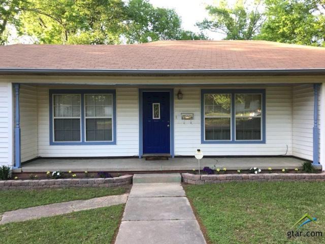 615 Camp Street, Kilgore, TX 75662 (MLS #10086601) :: RE/MAX Professionals - The Burks Team