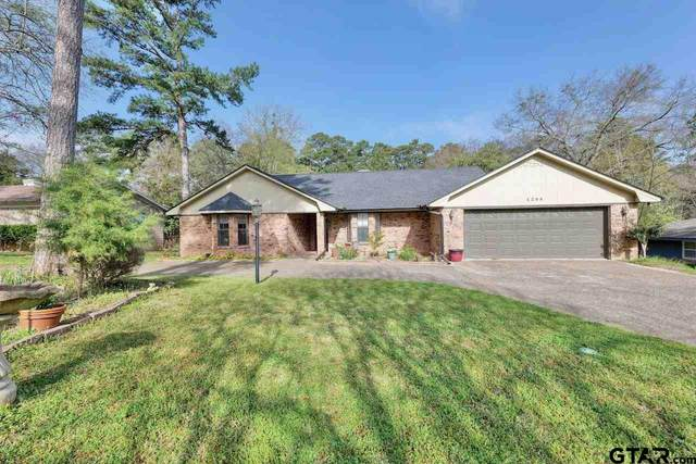 1208 Hilltop Run, Hideaway, TX 75771 (MLS #10132460) :: The Edwards Team Realtors