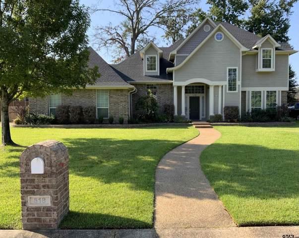 518 Southcreek, Chandler, TX 75758 (MLS #10139304) :: Dee Martin Realty Group