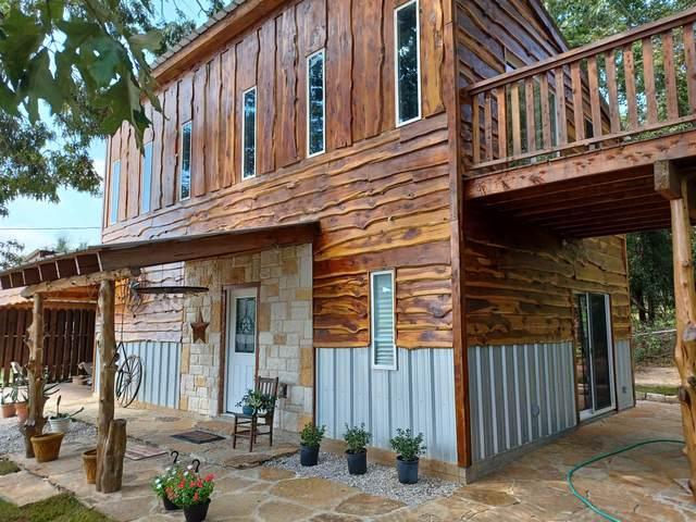 9390 Raspberry Ave., Frankston, TX 75763 (MLS #10139930) :: Dee Martin Realty Group