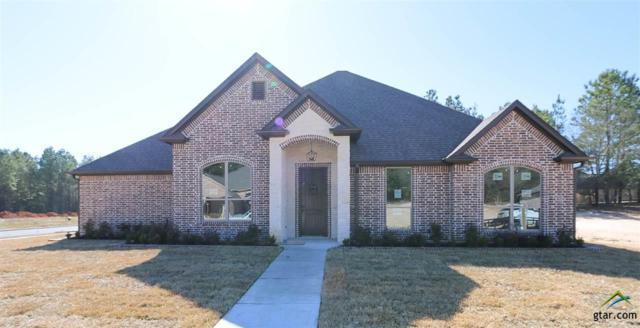 4145 Chapel Quarters, Tyler, TX 75707 (MLS #10087849) :: RE/MAX Professionals - The Burks Team