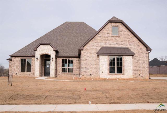 125 Heritage Way, Bullard, TX 75757 (MLS #10100026) :: RE/MAX Professionals - The Burks Team